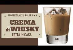 come fare la crema di whisky tipo Baileys, ricetta facile e veloce per ottenere un liquore cremoso e vellutato al gusto di caffè e vaniglia