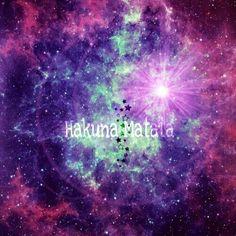 Hakuna Matata :)