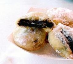 How to Make Deep Fried Oreos | ifood.tv...orgasm in your mouth, in a good way lol
