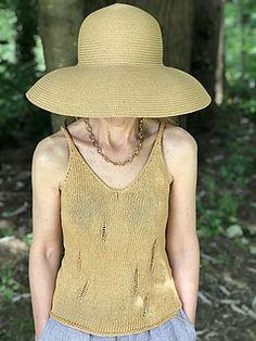Spice Things Up, Vancouver, Panama Hat, Knitting, Tees, Pattern, Fashion, Moda, T Shirts
