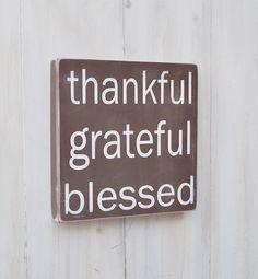 Thanksgiving Decor, Fall sign, Custom Wood Sign, Home Decor, Wall Art