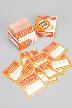 Never Have I Ever College Edition Card Game - Urban Outfitters