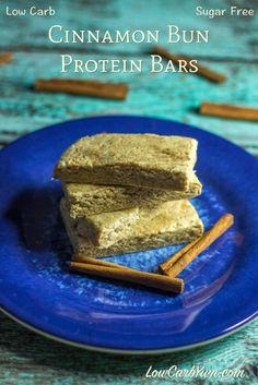 Cinnamon Bun Quest Bar Recipe | Low Carb Yum | #lowcarb #sugarfree #Vitafiber IMO #THM