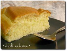 Dukan :Gâteau au fromage blanc