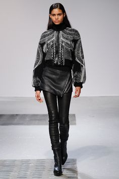Barbara Bui Fall 2014 Ready-to-Wear Fashion Show