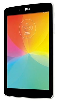 LG G Pad F 7.0 LK430 8GB, Quad-Core Processor, Android 5.0 Lollipop Tablet PC w/ 5MP + Front-Facing Camera - White/Black - Packed with new features and Android 5.0 Lollipop, it brings new look and feel to your mobile device with its new Material Design style.  - http://buytrusts.com/giftsets/2015/10/14/lg-g-pad-f-7-0-lk430-8gb-quad-core-processor-android-5-0-lollipop-tablet-pc-w-5mp-front-facing-camera-whiteblack/