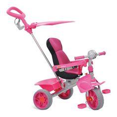 Triciclo Smart Confort Pink 257 - Bandeirante