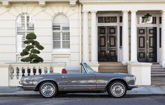 Why The Mercedes-Benz 280SL Pagoda Is A Flawless Favorite | Airows