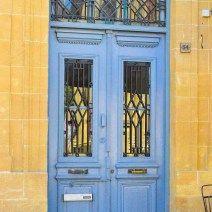 Door in the Greek part of Nicosia