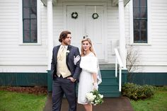 vintage green and gold wedding inspiration styled by Event Crush / photography by Jamie Zanotti