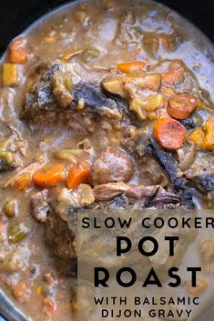 Fall apart slow cook