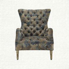 Shop for custom upholstery at Arhaus.