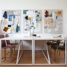 Design Studio Love - `´BÜRO`´ - Lonny Magazine& feature on Lauren Nelson& design studio - Office Interior Design, Interior Design Studio, Office Interiors, Ppt Design, Office Workspace, Office Decor, Office Ideas, Design Studio Office, Office Fit Out
