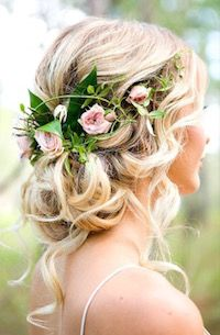 Wedding veil is not your style? Read our blog for many other beautiful options!