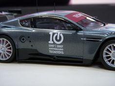 Aston Martin 10 Aniversario SCX_Tecnitoys-