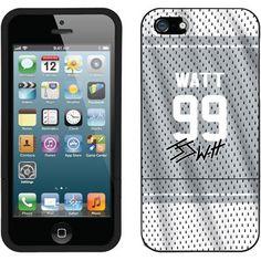 c058c8f830d0f6 Houston Texans NFL J.J. Watt  99 Jersey Design On iPhone 5s 5 Slider Case