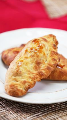 Chicken and cheese make these empanadas a must have.