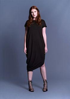 Universal Standard Geneva Dress  #plussize #minimalist
