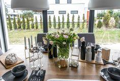 Nordic gray modern home interior design 5