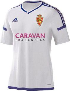 1ª equipacion Real Zaragoza 2016-17