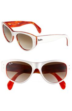 Ray-Ban 'Vagabond' Cat's Eye Sunglasses | Nordstrom