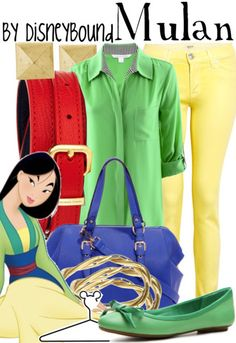 DisneyBound is meant to be inspiration for you to pull together your own outfits which work for your body and wallet whether from your closet or local mall. As to Disney artwork/properties: ©Disney Disney Bound Outfits, Disney Dresses, Disney Clothes, Girls Dresses, Disney Inspired Fashion, Disney Fashion, Women's Fashion, Estilo Disney, Character Inspired Outfits
