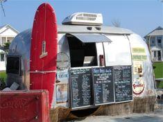 Barefoot BBQ - local/organic meats and veggies - Seaside Airstreams