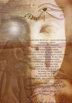 Sekhmet Goddess epithet