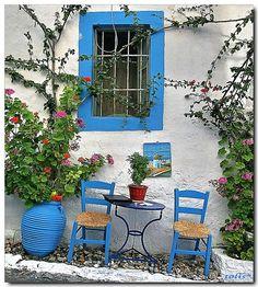 Inspire Bohemia: Greece: Windows & Doors