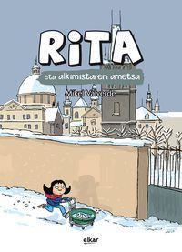 Rita Eta Alkimistaren Ametsa - Mikel Valverde Tejedor.  http://katalogoa.mondragon.edu/opac