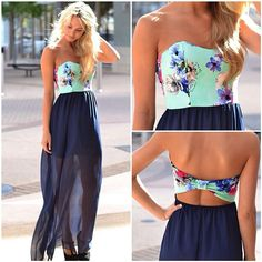 Gorgeous dress!<3