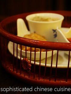 sophisticated chinese cuisine  お洒落な中華料理