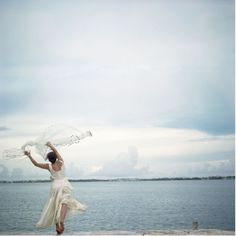 Dance and the ocean...what could be better!