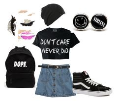 """First day of school"" by sarahsoungie ❤ liked on Polyvore"
