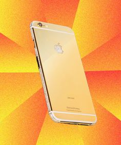 Meet the Diamond Ecstacy Collection of iPhones from Goldgenie, specifically designed for people who never, ever, plan on dropping their phones. This luxury edition of the (already luxurious)iPhone 6 comes encrusted with white diamonds and…