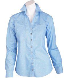 Moderne #Bluse von LISA #CAMPIONE