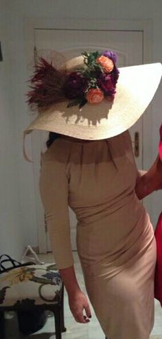 Look boda. Pamela de Nara hats