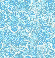 Abstract seamless paisley pattern vector by Favete on VectorStock®