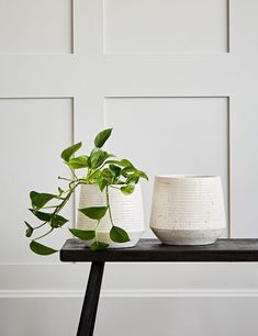 Crackle Glazed Ceramic Pot - Two Sizes Available Living Room Inspiration, Interior Inspiration, Home Accessories Stores, Elements Of Nature, Bunch Of Flowers, Glazed Ceramic, Inspirational Gifts, Botanical Prints, Contemporary Furniture