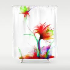 cool sketch 21 Shower Curtain