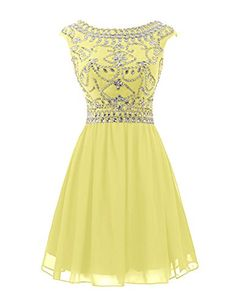 Wedtrend Women's Beaded Cap Sleeve Homecoming Dress Party Cocktail Dress Size 10 Yellow Wedtrend http://www.amazon.com/dp/B014OW9QYK/ref=cm_sw_r_pi_dp_egrhwb1BQPD70