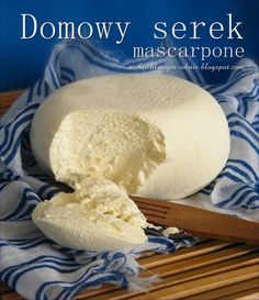 Miksujemy nie za długo, tylko do Fruit Recipes, Veggie Recipes, Sweet Recipes, Cooking Recipes, Recipies, Homemade Seasonings, Homemade Cheese, Food Platters, Polish Recipes
