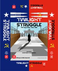 GMT Games Twilight Struggle the Cold War Deluxe Edition Board Game 1989 Deluxe, Twilight, Jason Matthews, Sports Games For Kids, Two Player Games, Fun Board Games, Thing 1, Clear Card, Traditional Games