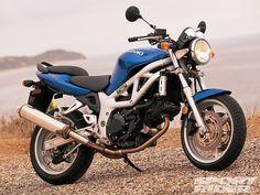 Sport Rider Magazine's Great sportbikes of the past: A look back at the Suzuki Suzuki Sv 650, Sportbikes, Street Bikes, Motorcycle Gear, Future Car, Cars And Motorcycles, Motorbikes, Dream Cars, The Past