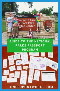 Passport to Your National Parks National Park Passport, Us National Parks, Passports For Kids, National Landmarks, Travel Stamp, Love Parents, Commemorative Stamps, Passport Stamps, Park Service