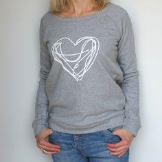sweatshirt-grau-melange-herr-und-frau-krauss
