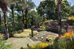 El Sitio Roberto Burle Marx, Brazil