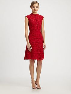 Valentino Macramé Lace Dress...if i could only afford it haha