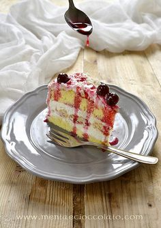Foresta Bianca/White Forest Cake