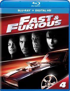 Fast & Furious (2009) (Blu-ray + Digital HD)
